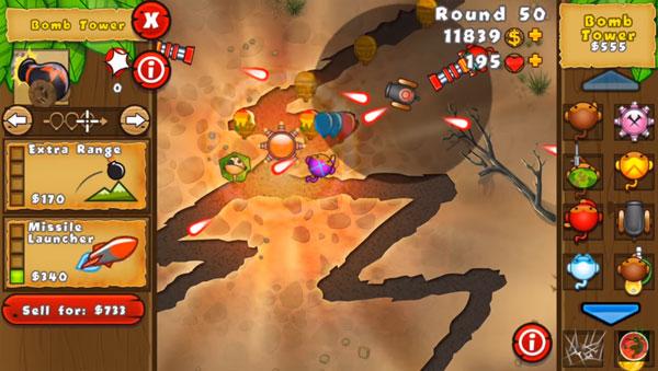 Balloon Tower Defense 5 Free Download