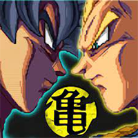 DBZ Super Fighters battle