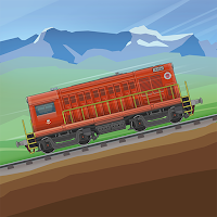 Train Simulator - 2D Railroad Game
