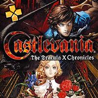 Castlevania: The Dracula X Chronicles PSP
