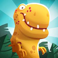 Dino Bash - Dinosaurs v Cavemen
