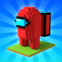 Tower Craft 3D - Idle Block Building Game