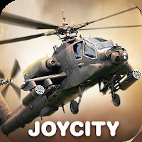 GUNSHIP BATTLE: Helicopter
