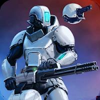 CyberSphere: SciFi Shooter