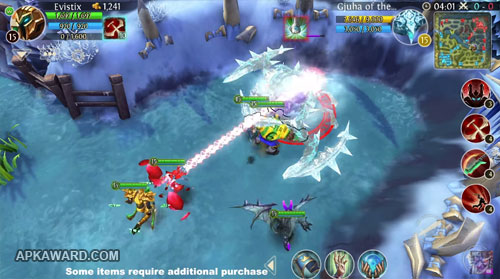 Order chaos apk and Download Heroes