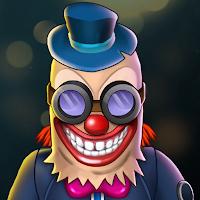 Grim Face Clown