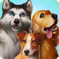 DogHotel – Play with dogs and manage the kennels