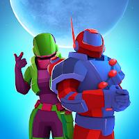 Space Pioneer: Multiplayer PvP Alien Shooter