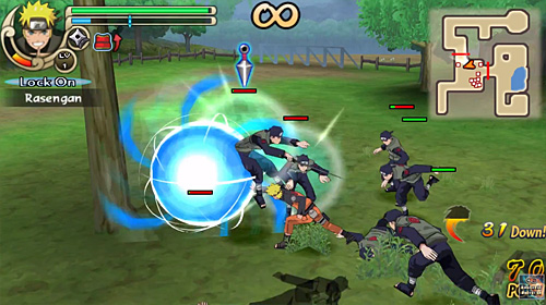 Free Download Game Offline Naruto Shippuden
