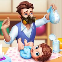 Baby Manor: Baby Raising Simulation & Home Design