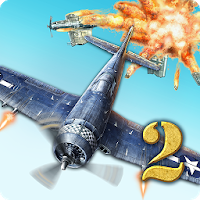 AirAttack 2 - WW2 Airplanes Shooter