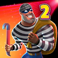 Robbery Madness 2: Stealth Master Thief Simulator