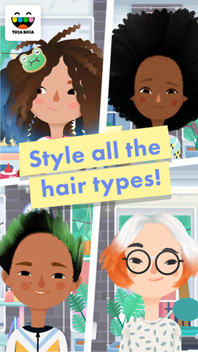 Toca Hair Salon 3 Apk Obb 1 2 5 Download Free For Android